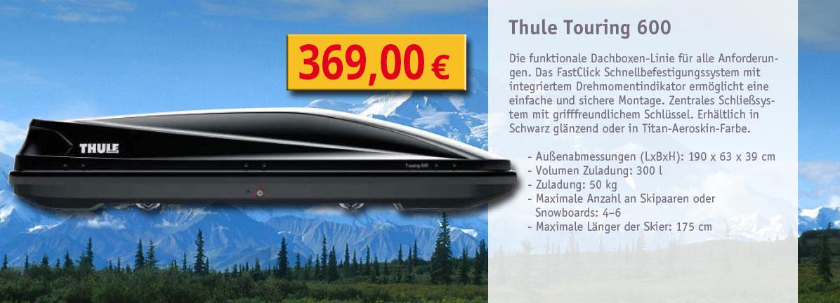 Brandneue Dachboxen für Ihr Auto